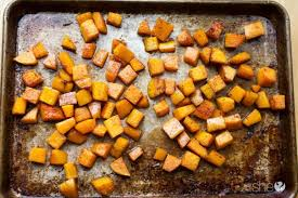 honey roasted butternut squash salad a new thanksgiving favorite
