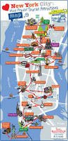 New York Pocket Map by 13 Best Maps Of New York City And Manhattan Top Tourist