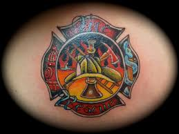 fireman tattoo designs clipart