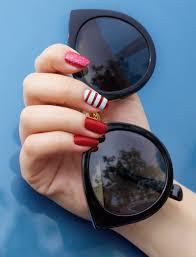 4th of july nail art 100 pure
