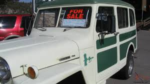 willys jeep truck for sale willys jeep station wagon
