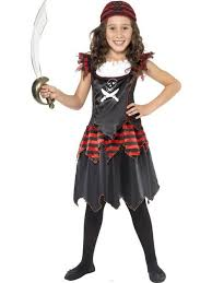 Halloween Costumes Girls Age 10 12 Girls Child Age 10 12 Gothic Pirate Fancy Dress Caribbean