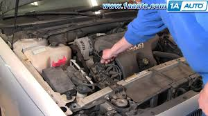 how to install replace engine ignition coil buick lesabre 3800