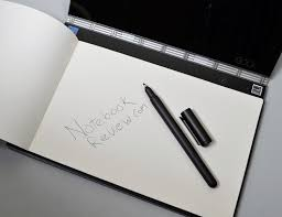 pens that write on black paper lenovo yoga book review for the doodlers scribblers and inkers lenovo yoga book create pad and wacom real pen