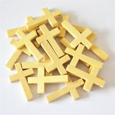 small wood crosses compare prices on small wooden cross necklace online shopping buy