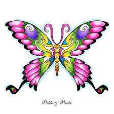 ankle black butterfly design boondock saints tattoos