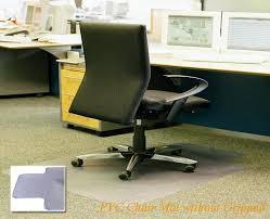 clear office decorative vinyl floor mats carpet protector runner