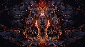 monster hunter world 5k wallpapers clouds digital best fractal art uhd 4k wallpaper uhd images