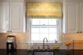 Window Treatment Ideas Kitchen Kitchen Makeovers Home Curtains Blinds Kitchen Window Treatments