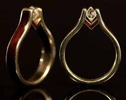diamond wood rings images Natural diamond crystal jewelry jewelry created with natural jpg