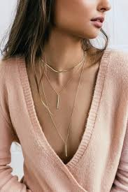 choker necklace layered images Choker necklaces chokers collar necklaces lulus jpg