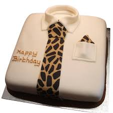tie and shirt cake birthday cakes for men