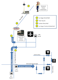 Downtown Las Vegas Map by Las Vegas Bus Routes The Best Bus