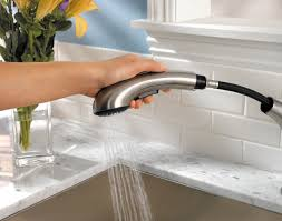 pfister cms clairmont handle pull out kitchen faucet clairmont stainless sprayer