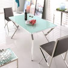 dining table folding table and chair set dining room space