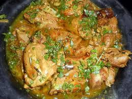 cuisine lyonnaise recettes recette de sauté de dinde a la lyonnaise