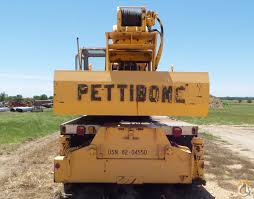 1979 pettibone 8430 ls truck crane crane for in lincoln kansas on