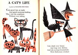 Halloween Cat Poem And Everything Else Too Frighten Mr Milktoast