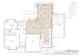 open plan living archiplan