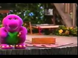 Barney And The Backyard Gang Doll Barney Magic Doll