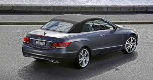 mercedes convertible mercedes benz e class coupe and convertible review caradvice