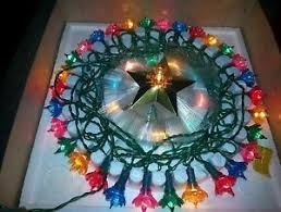 Decorative Christmas Lights Uk by 95 Best Christmas Vintage Lights Images On Pinterest Vintage