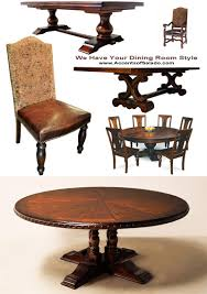 Tuscan Style Dining Room Furniture by Accents Of Salado Furniture Store In Salado Texas Tuscan Furniture