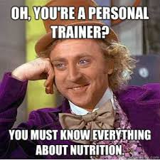 Gym Buddies Meme - forget personal trainers get an experienced workout buddy