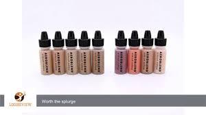 Professional Airbrush Makeup System Aeroblend Airbrush Makeup Personal Starter Kit Professional