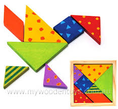 tangram puzzle mini wooden tangram puzzle at my wooden toys