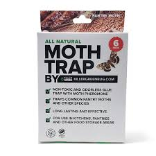 amazon com pantry moth traps with pheromone attractant by killer