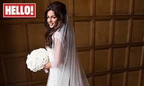 hello wedding dress keegan talks wedding dress details with hello photo 1