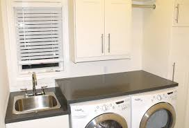 Large Laundry Room Ideas - cabinet laundry room sinks with cabinet toknow wall mount