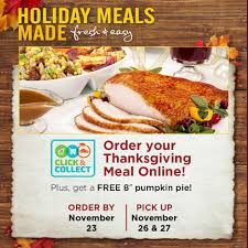 let fresh easy make your thanksgiving stress free