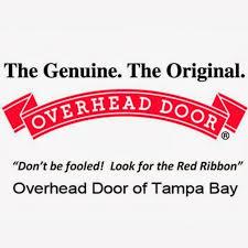 Original Overhead Door by Overhead Door Company Of Tampa Bay Youtube