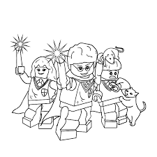 20 dessins de coloriage lego star wars à imprimer