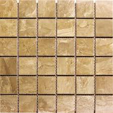 Florida Tile Grandeur Nature by Daltile Giallo Venezno 12 In X 12 In Natural Stone Floor And