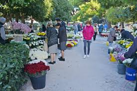 photo gallery dubrovnik full of flowers before all saints day
