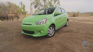 mirage mitsubishi 2015 2015 mitsubishi mirage review and road test youtube
