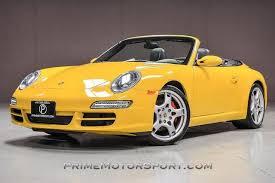 2005 porsche 911 s 2005 porsche 911 cabriolet s 997 il 18686221