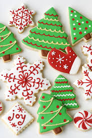 decorated christmas cookies 25 easy christmas sugar cookies recipes decorating ideas for