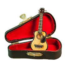 sky mini ukelele miniature musical instrument 1 12 small guitar