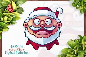 cute flat christmas characters vol 1 by design bundles