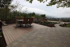 Paver Patio Images by Flooring U0026 Rugs Grey Basalite Pavers For Patio Landscaping Decor