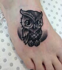 marvelous owl tattoos designs that are a symbol of wealth