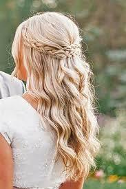 bridal hair wedding hairstyles half up half best photos weddings