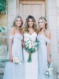 light bridesmaid dresses buy a line the shoulder floor length sleeveless light blue