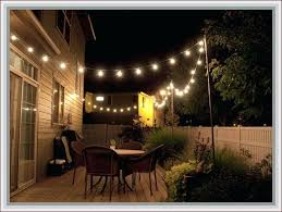 Patio Lights Walmart Outdoor Globe String Lights Walmart Patio Ideas Umbrella Solar