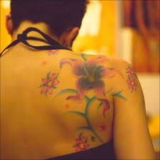 yellow flower tattoos flower tattoos tattoo designs and ideas for men u0026 women