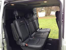 mercedes vito interior speedmonkey driven mercedes benz vito sport x